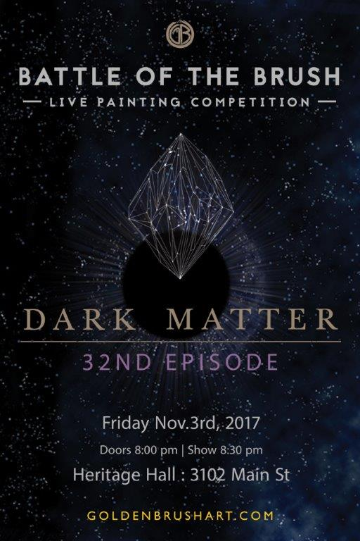 Golden Brush: Dark Matter